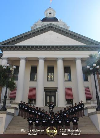 2017 FHP Statewide Honor Guard