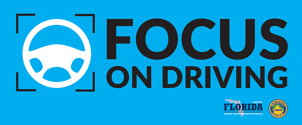 2018 Focus On Driving Campaign Banner