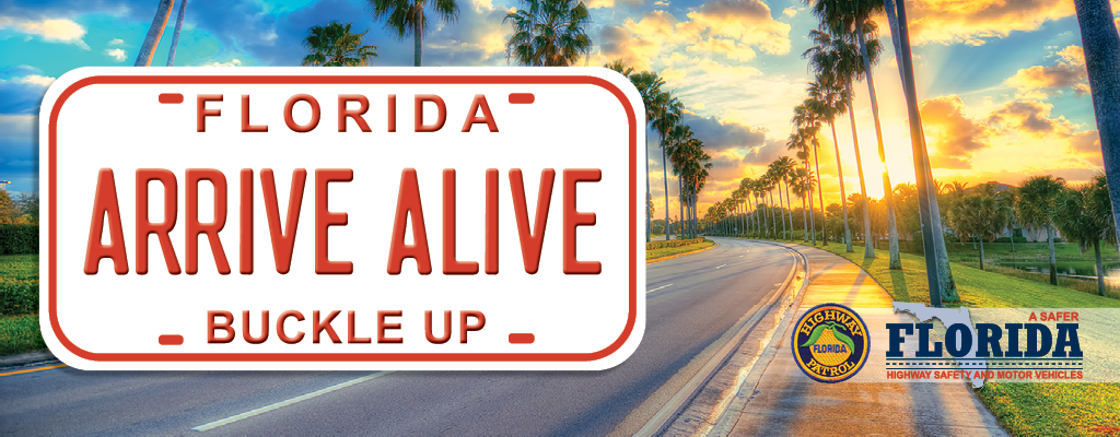 Arrive alive florida highway safety and motor vehicles for Florida department of motor vehicles contact number