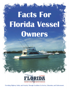 Vessel registration titles florida highway safety and for National vessel documentation center renewal