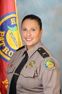 Captain Maritza Gonzalez-Johnson