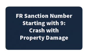 FR Sanction Starting with 9