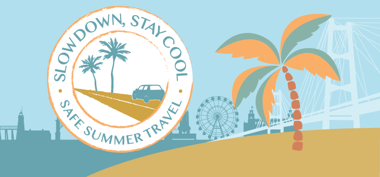 Slow Down, Stay Cool: Safe Summer Travel