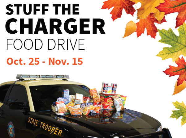 Stuff the charger