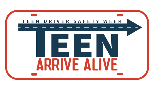 Teen driver safety week arrive alive