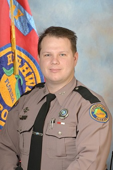 Trooper Tracy Vickers