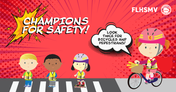child safety champions for safety