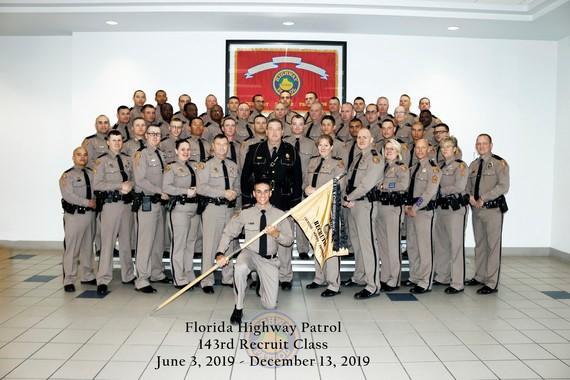 143rd Basic Recruit Class