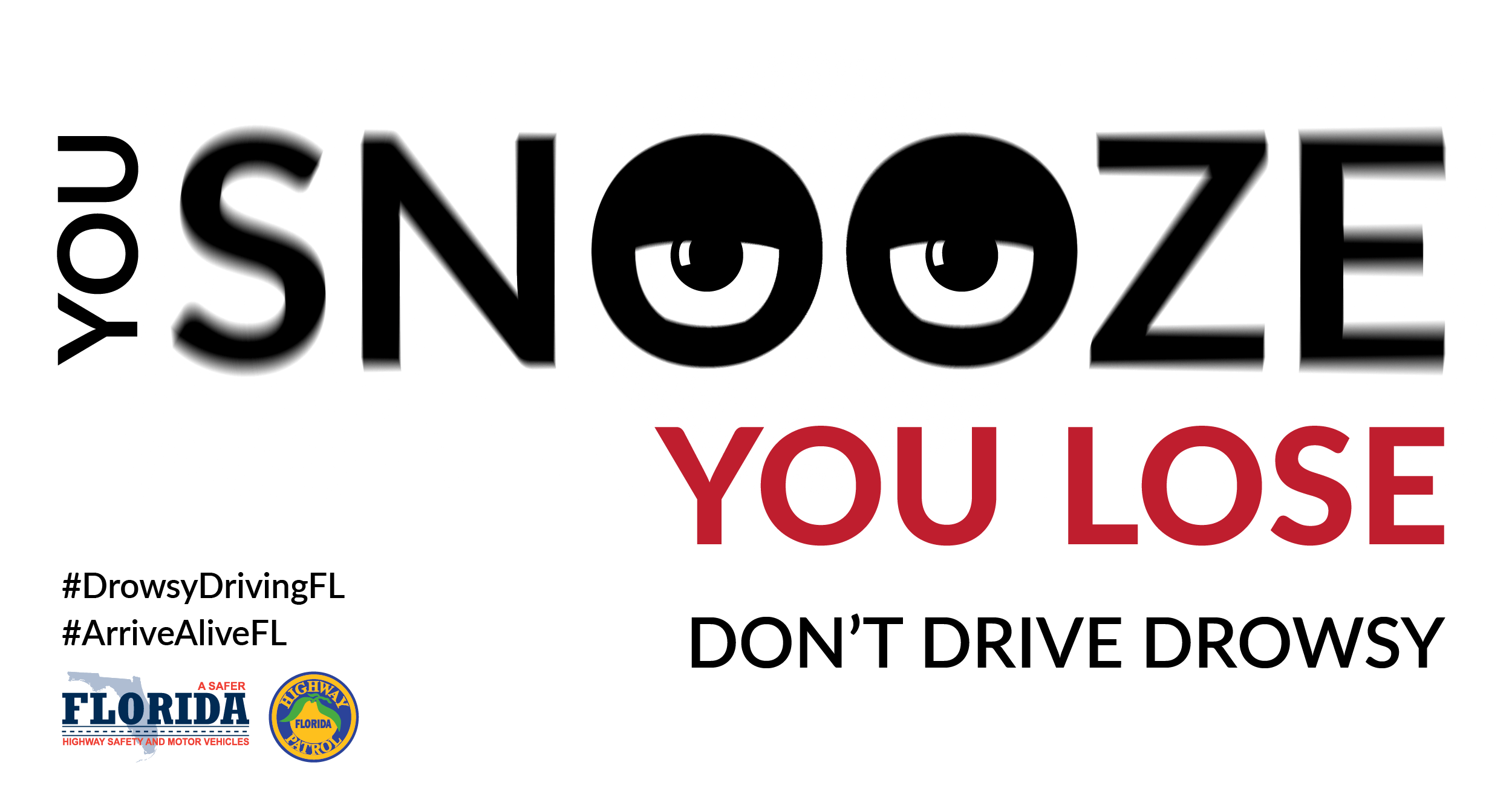 Drowsy Driving Florida Highway Safety And Motor Vehicles