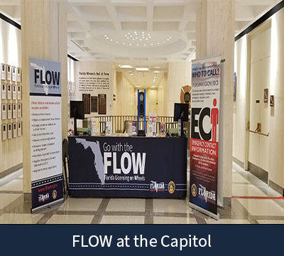 FLOW table in capital building