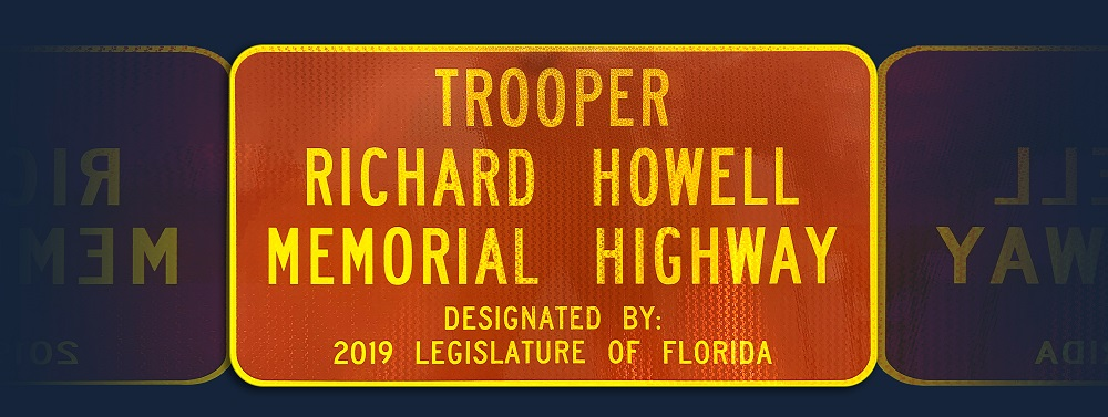 Richard Howell Road Designation