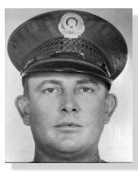 Patrolman Luther Daniel