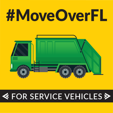 Move over florida florida highway safety and motor for Motor and vehicles fl