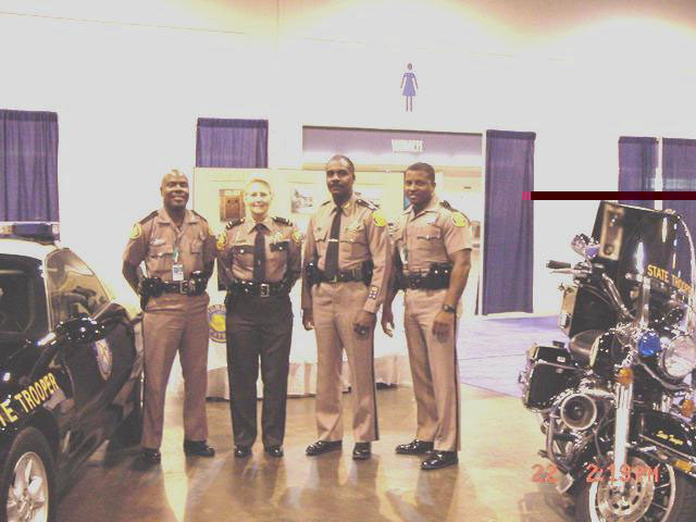 FHP Represented At NOBLE Conference Florida Highway Safety And - Tampa convention center car show