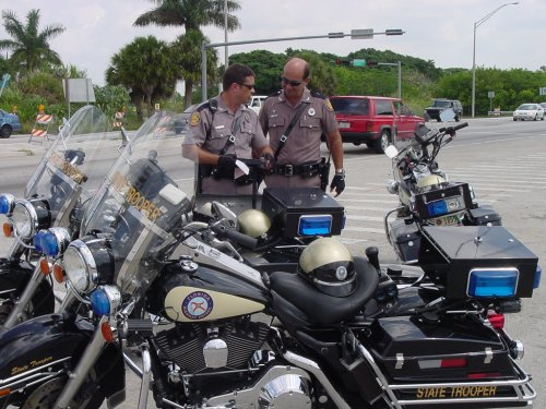 Operation hardhat detail florida highway safety and for Florida motor vehicle record