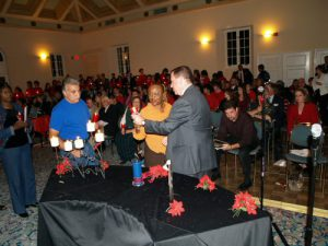 MADD Holds Candlelight Vigil