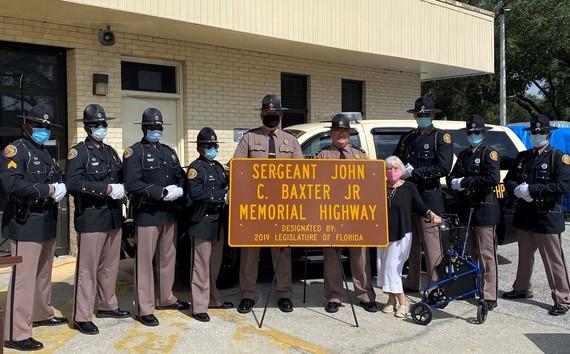 Sergeant John Baxter Jr Memorial Highway