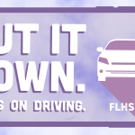 Put it down, focus on driving
