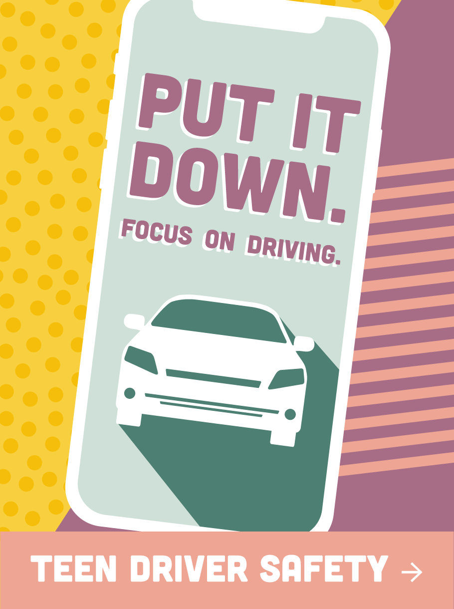 Put It Down - Focus on Driving