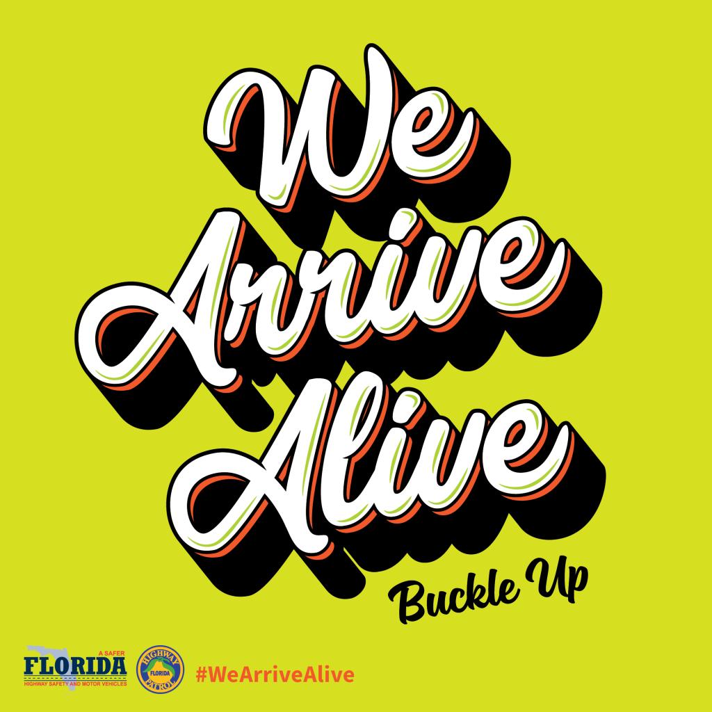 Arrive Alive Instagram