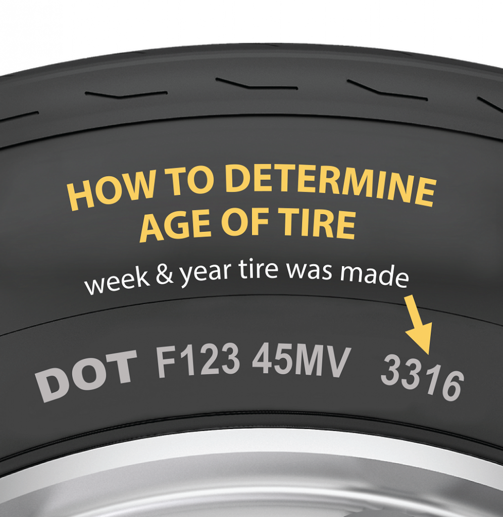 tire safety age of tire