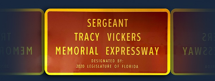 Sergeant Tracy Vickers Memorial Expressway